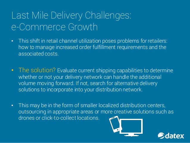 What is Last Mile Delivery Part 2: Adapting to Retail and e