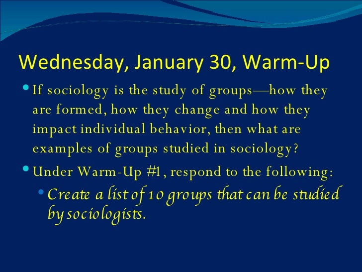 define dysfunction in sociology