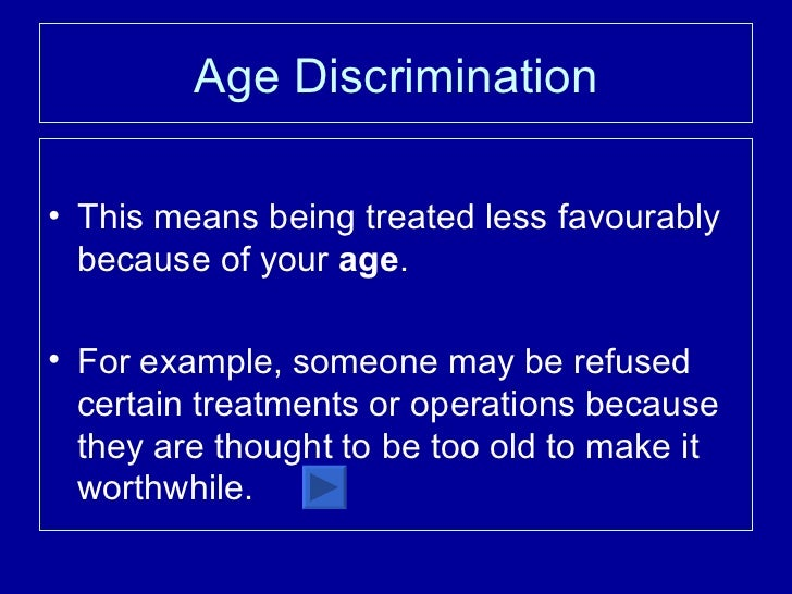 ?discrimination in health and social care essay Discrimination in health care word to write a quality essay or term that perceived age discrimination is a social stressor and results in.