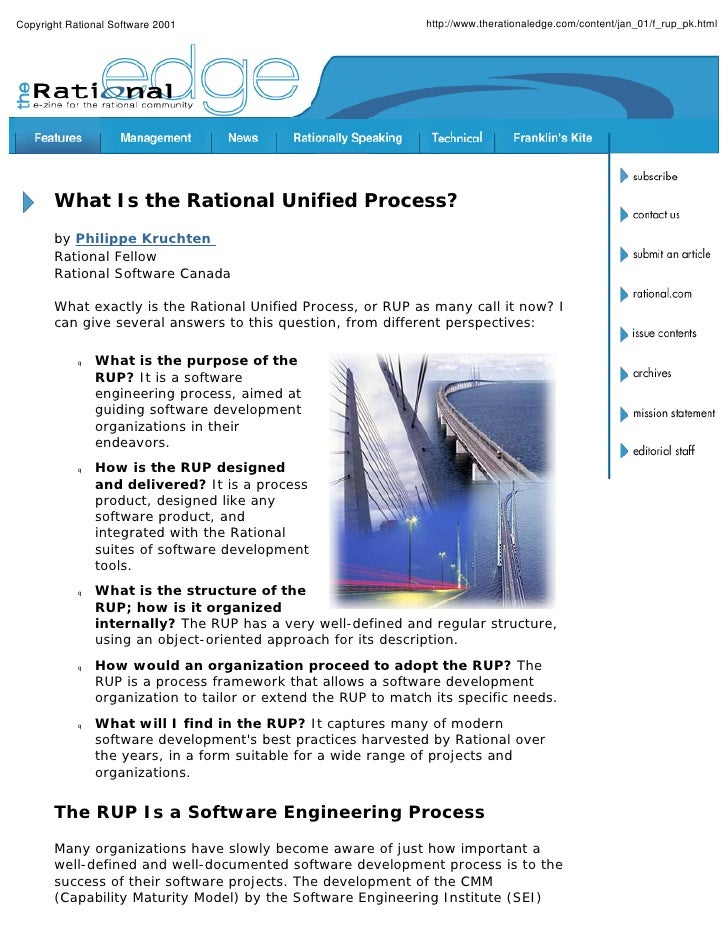 Copyright Rational Software 2001                                 http://www.therationaledge.com/content/jan_01/f_rup_pk.ht...