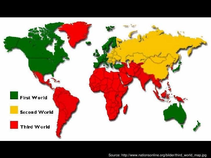 First Second Third World Map.Pdf Third World