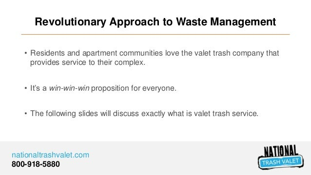 What is Valet Trash and How Does it Work? Slide 2