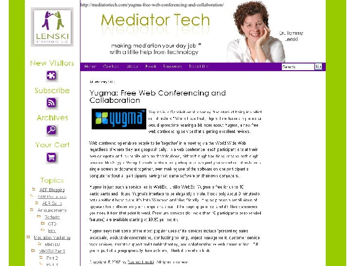 What people are saying about Yugma FREE Web Conferencing ...