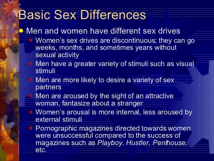 What women want from men in sex
