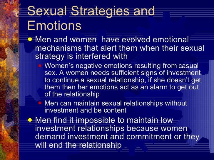 What Women Want Sexually