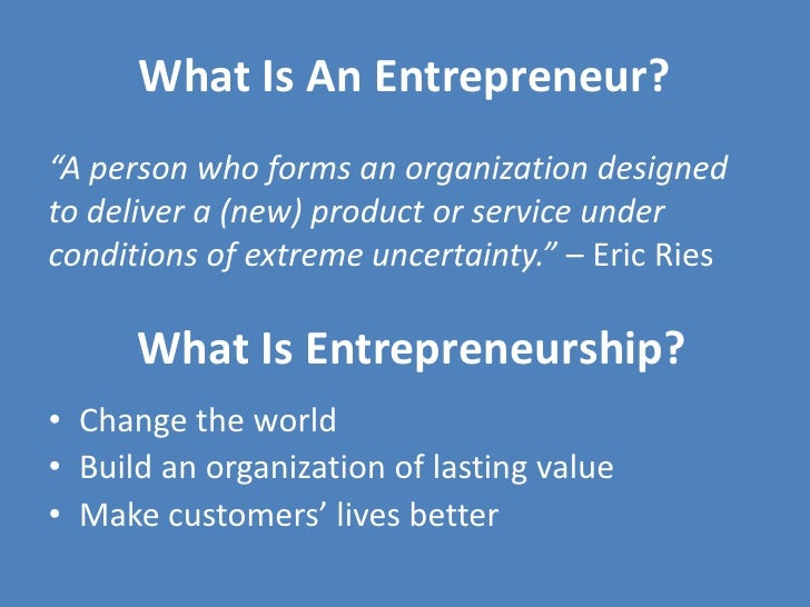 definition of intrapreneurshipacting like an entrepreneur Four definitions for the intrapreneur wikipedia defines intrapreneurship as the act of behaving like an entrepreneur while working within a large organization.