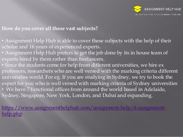 Online assignment help  The current age is all about pace  To keep with the academic world and to maintain a good academic record  one has to be hard