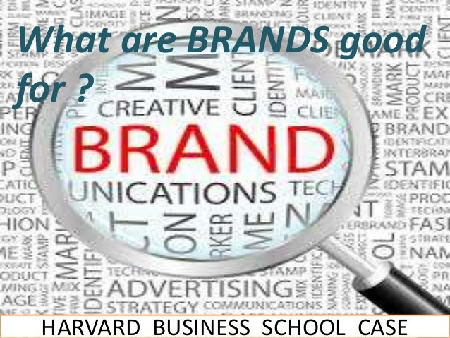what are brands good for