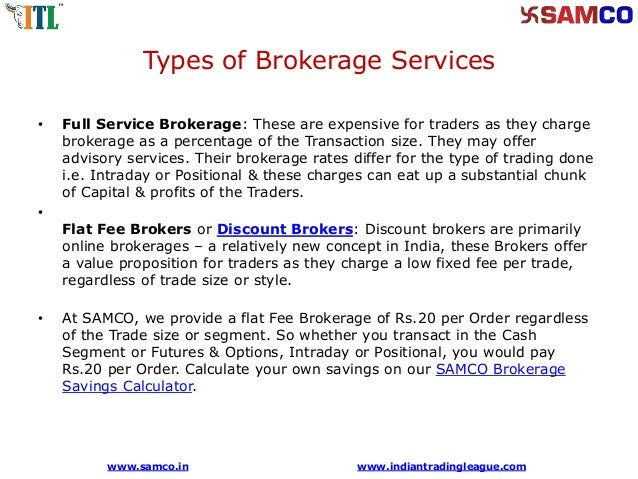 How to choose a stockbroker in india