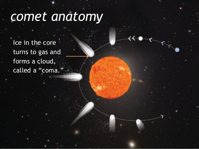 Study of comets is called