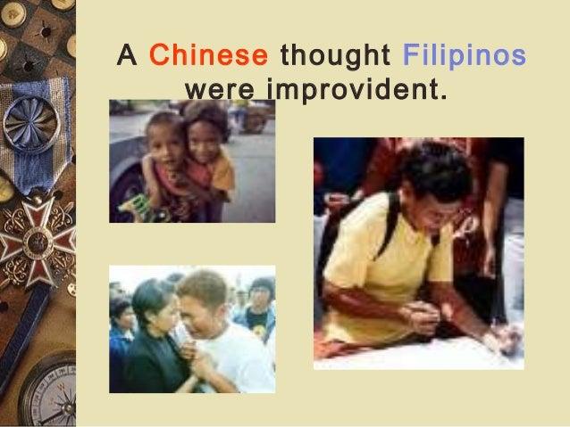 what are filipinos like Filipinos not look like monkeys,black people look like monkeys.
