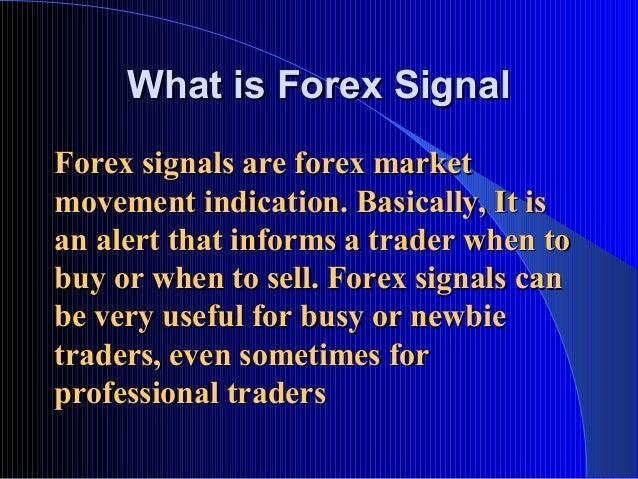 Forex Signal Copier Service