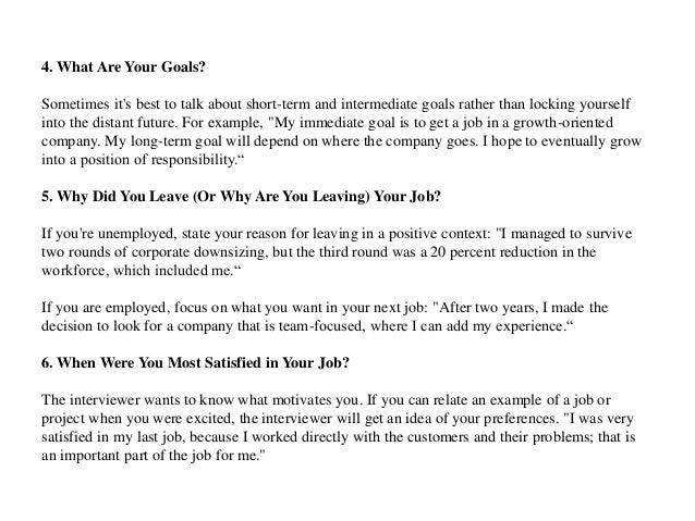 interview responses hola klonec co