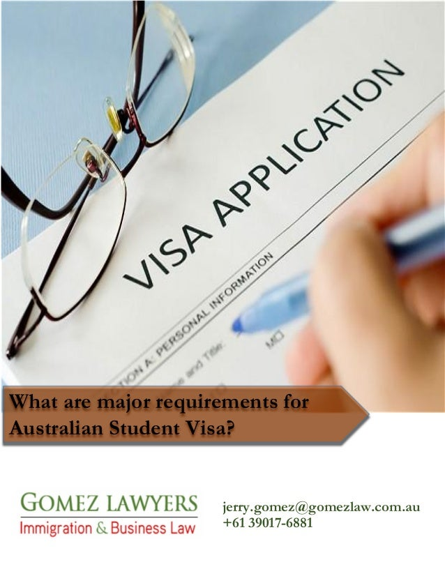 Lithuania study visa requirements
