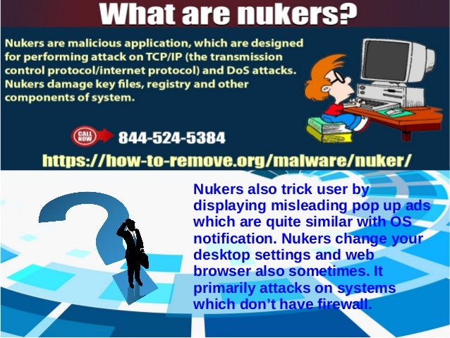 What Are Nukers
