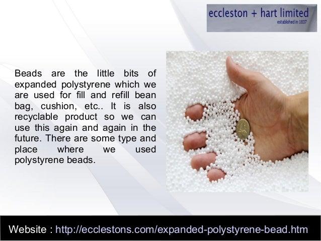 beads - Polystyrene Beads