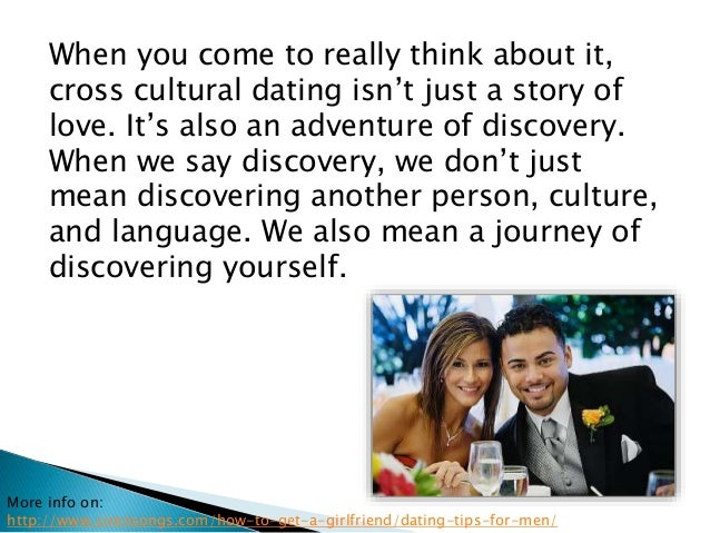 dating cross culturally