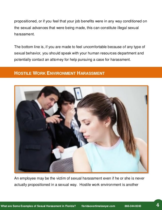 Sexual harassment attorney florida
