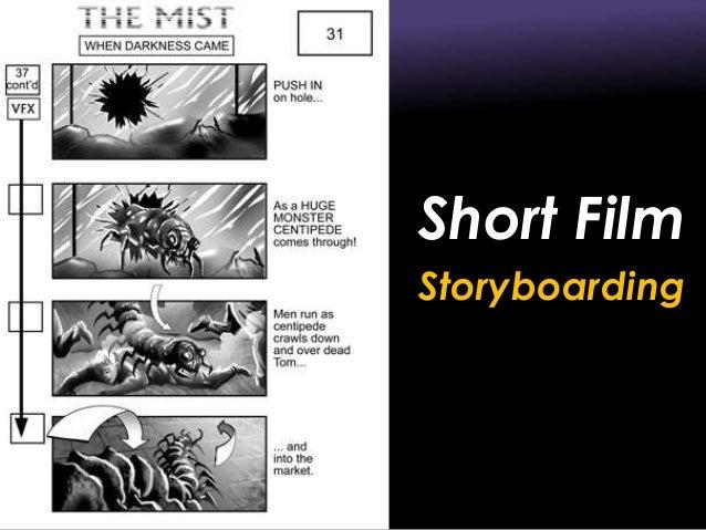 Short Film Storyboarding