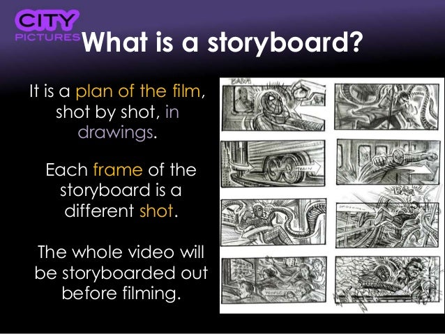 What Are Storyboards