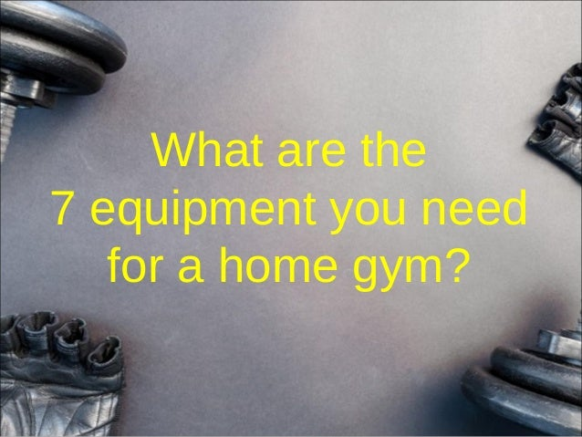 Motivational home gym wall decor ideas for less