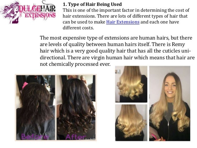 What are the best quality hair extensions 2 the most expensive type of extensions are human pmusecretfo Choice Image