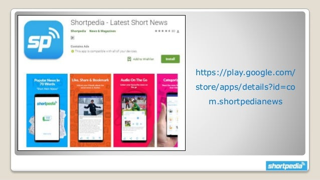 What are the best website or apps to read the news shortpedia