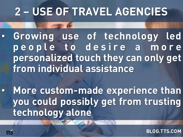 • Growing use of technology led p e o p l e t o d e s i r e a m o r e personalized touch they can only get from individua...