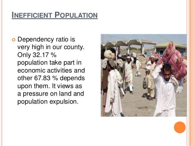 VICIOUS CIRCLE OF POVERTY  Very high population growth rate reduces the per capita income, saving, investment and product...
