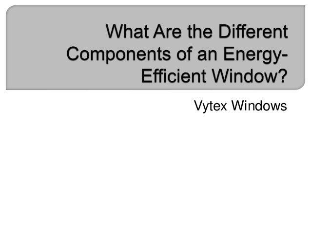 Vytex Windows