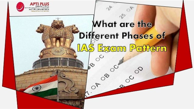 Among the different exams conducted in India every year, the civil service generally refers to the IAS exam.