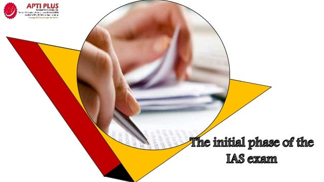 The preliminary exam of IAS comprises with a couple of papers of two hundred marks each which is equally common to all pro...