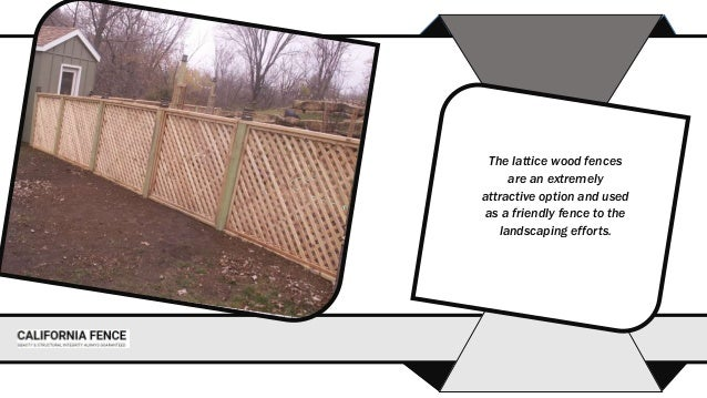 What Are The Different Types Of Wood Fences Used For Protection