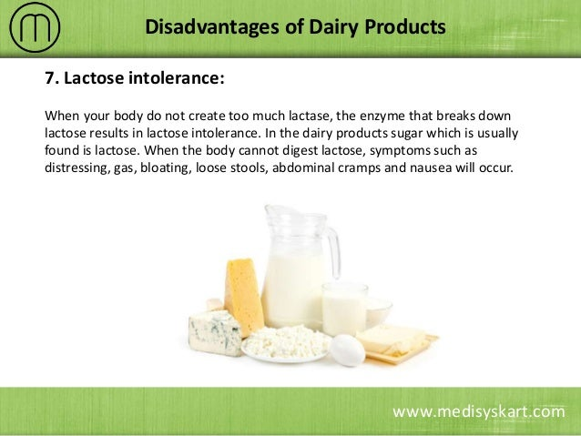 disadvantages of milk Other than the terrible ethical consequences and ecological impact of stealing honey and milk from bees and cattle respectively there aren't many negatives on the health side of things.