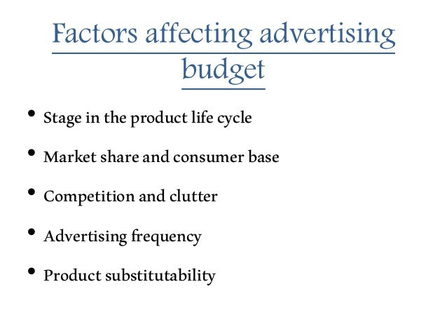 What are the factors that effect the budget resources allocation decisions of managers?