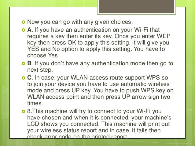 What are the Steps to Connect Brother Printer to Wi-Fi?