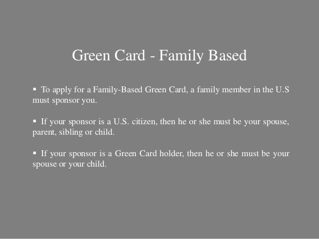 how to get a green card in barrie