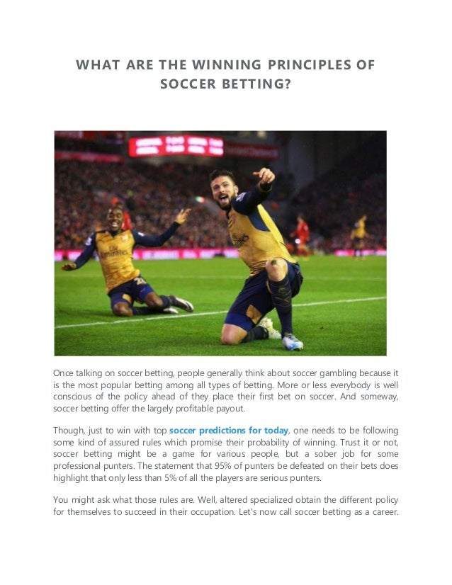 soccer betting rules payouts