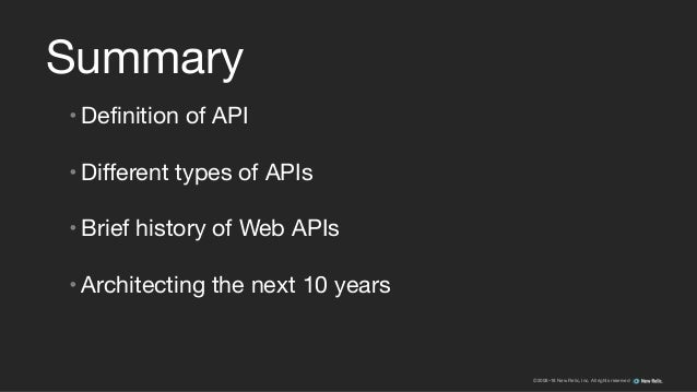 What are Web APIs Slide 3