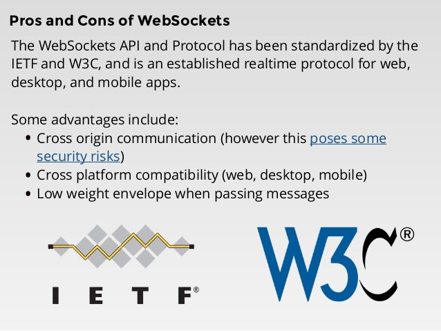 What are websockets 6 pros and cons of websockets the websockets api malvernweather Gallery