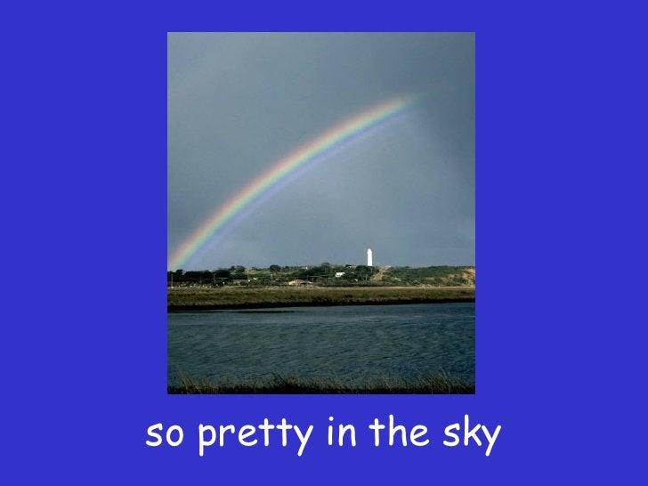 so pretty in the sky
