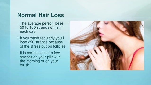 What Can Cause Hair Loss In Women