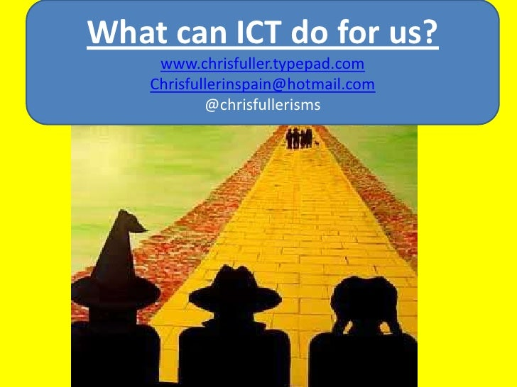 history of ict in the world