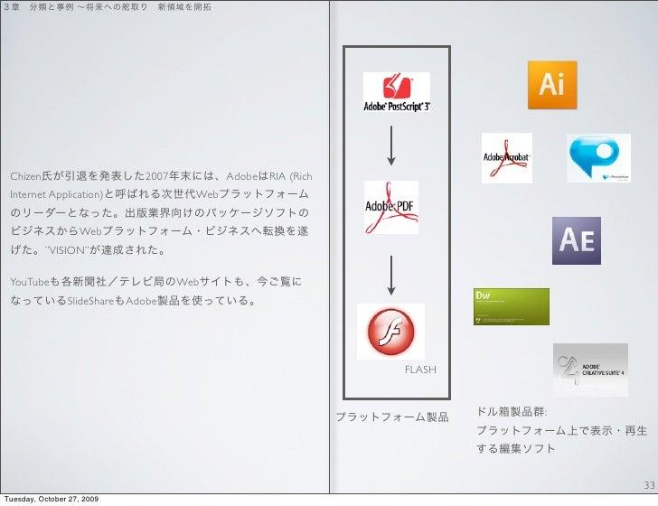Chizen                         2007           Adobe RIA (Rich  Internet Application)                   Web                ...