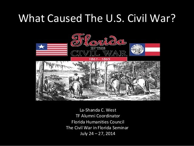 What caused the us civil war by la shanda c west draft 5 – Causes of the Civil War Webquest Worksheet