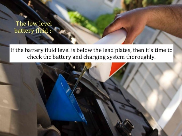 What Causes The Car Battery To Drain Before Time
