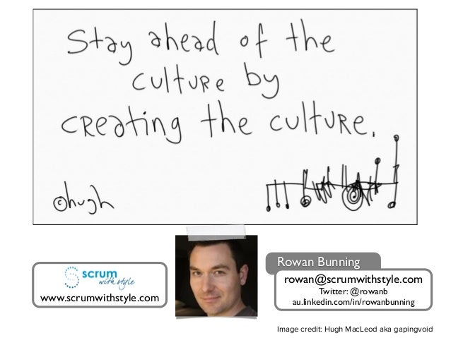 What Culture are you working with and how Agile is it?
