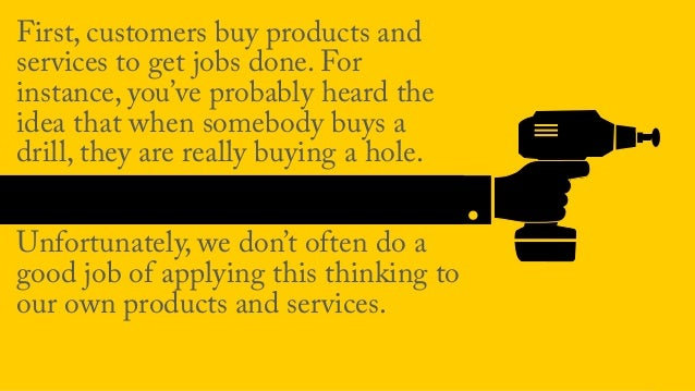 Today's 60-Second Book Brief: What Customers Want by Anthony Ulwick Slide 3