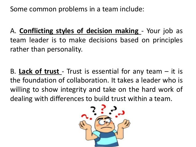 define effective team Video: what is an effective team in organizations: characteristics, definition & qualities companies that organize their workers in teams can improve their productivity and identify new approaches .