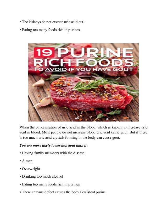 diet for high uric acid and creatinine rice for uric acid patients gout relief shoes